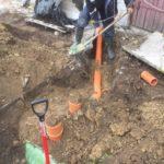 монтаж септика для бани в Калининграде