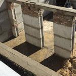 Монтаж цокольного этажа в г. Зеленоградске