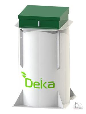 Станция био.очистки для загородного дома «БиоДека-8»