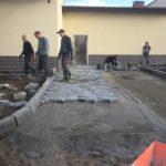 Прокладка и подключение водопровода