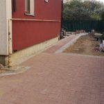 Укладка тротуарной плитки по ул. М. Светлова