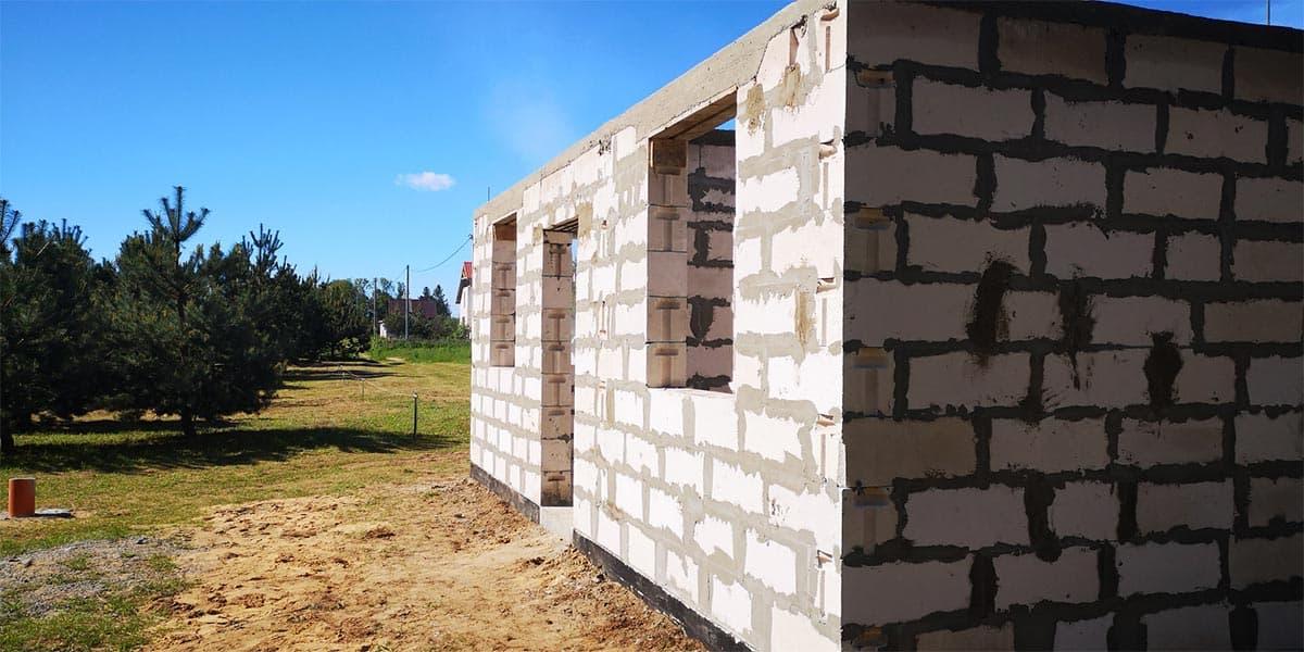 Строительство гаража в г. Ладушкин