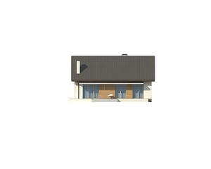 Проект загородного дома, 84 кв.м.