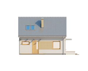 Проект загородного дома, 95 кв.м.