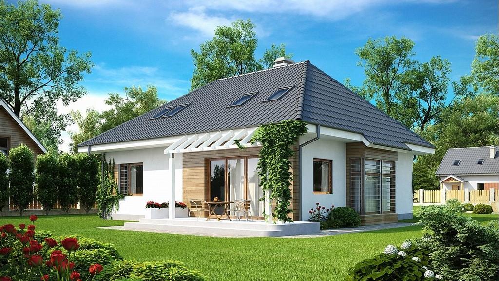 Проект загородного дома, 182 кв.м.