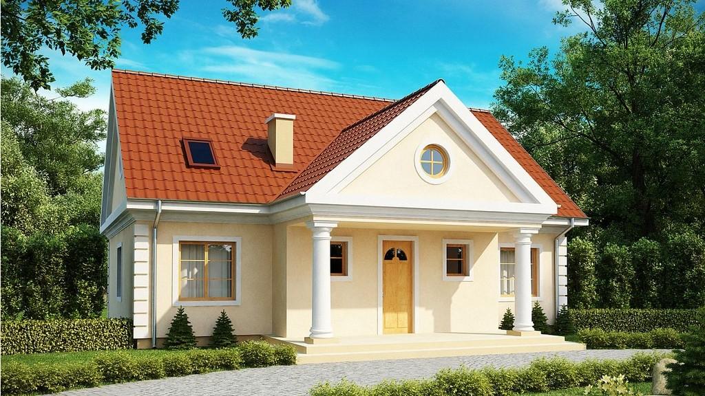 Проект загородного дома, 185 кв.м.