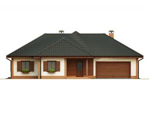 Проект загородного дома, 202 кв.м.