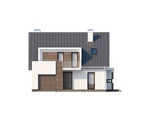 Проект загородного дома, 204 кв.м.