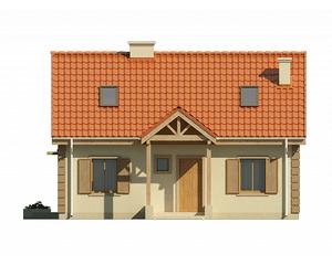 Проект загородного дома, 135 кв.м.