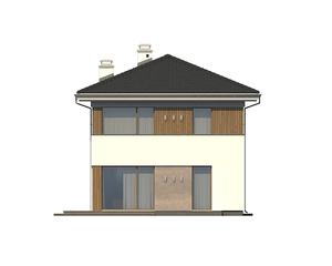 Проект загородного дома, 115 кв.м.