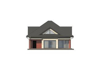 Проект загородного дома, 199 кв.м.