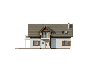Проект загородного дома, 161 кв.м.