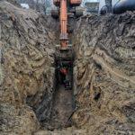 прокладка ливневой канализации